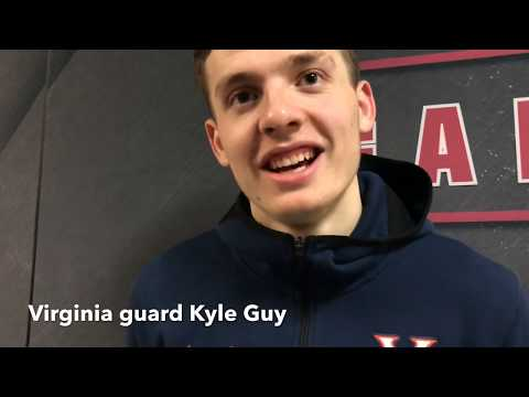 Kyle Guy: Ty Harris should be a first-round WNBA draft pick
