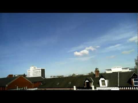 Time-Lapse: Middlesbrough Skyline