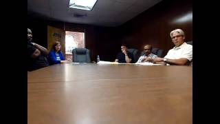 CR/T Class 3 Permit Change Meeting Report 2016-06-22