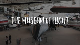 Museum of Flight Seattle, W.A