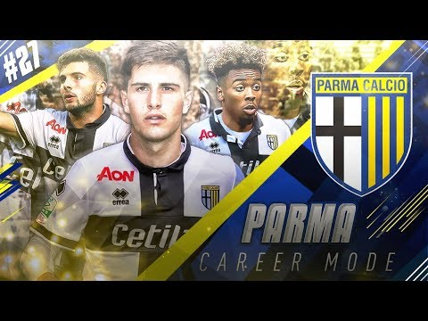 Road To Glory Career Mode #27 - INCREDIBLE TALENT JOINS PARMA!