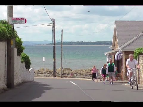 DONEGAL:  a drive from Fahan to Buncrana Pier