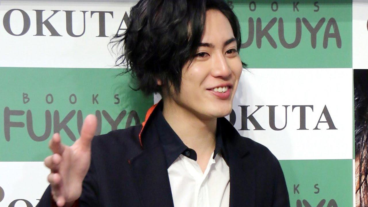 間宮祥太朗「未熟でありたい」 初フォトブック「未熟者」発売記念イベント1 Shotaro Mamiya event , YouTube