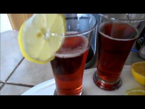 Recept na domácí Forest fruit drink.