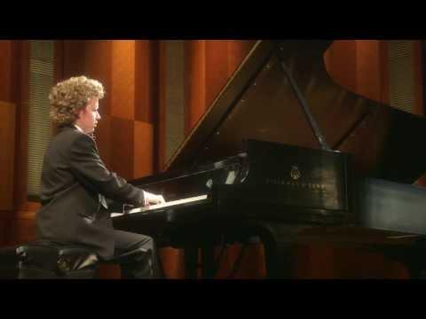 Cliburn 2013 Nikolay Khozyainov Preliminary Recital I