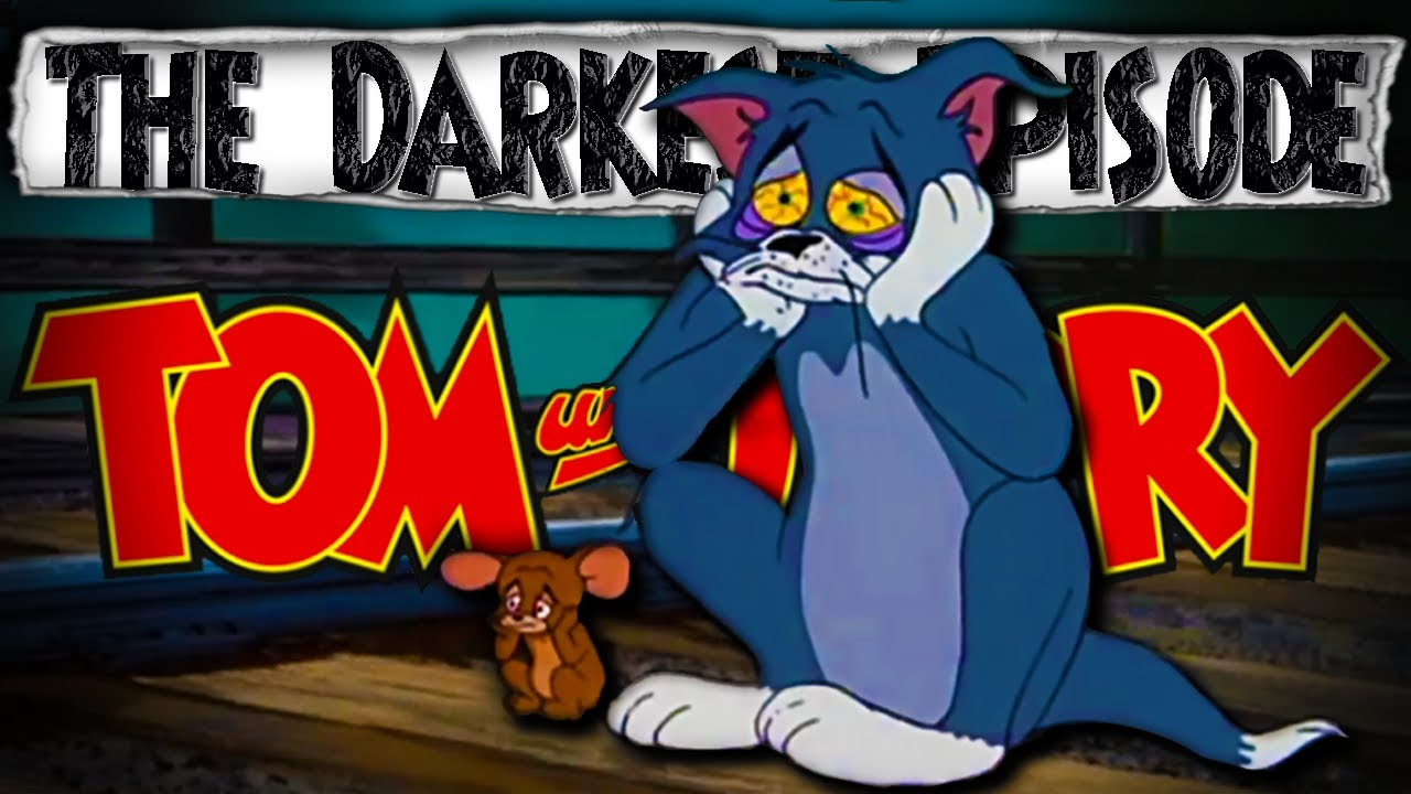 The Darkest Tom and Jerry Episode - Blue Cat Blues | Love