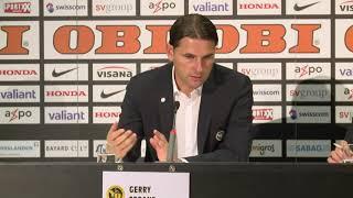 Die Pressekonferenz nach dem Spiel gegen Luzern (2:3)