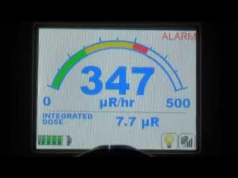 Health Physics Es, Riyadh         Radcal Survey Meter