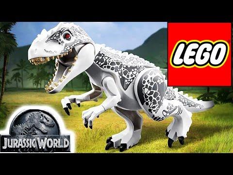 тираннозавр в джурасик парке