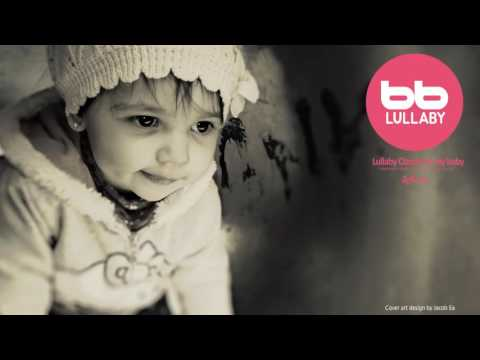 ★3HOURS★ Well Known Classical +Sound Track Lullaby For My Baby (Orgel+Rain sound)-Prenatal music