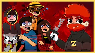 MURDERY FUN TIME!! | Minecraft Murder!