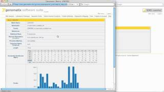 De novo transcription factor binding site definition with MatDefine