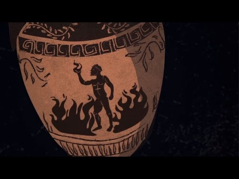 Animation: The ancient myth of Prometheus