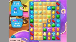 Candy Crush SODA SAGA level 117 soda bear
