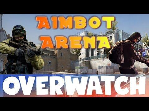 CS:GO = Aimbot Arena CS:GO OVERWATCH thumbnail