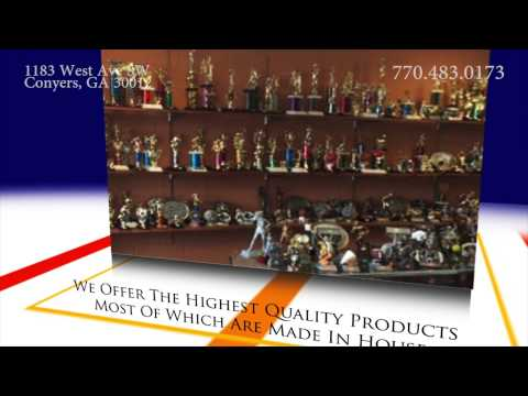 Trophies and Awards Shop in Conyers, GA | ABC Awards, Inc