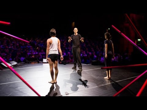 A Choreographer's Creative Process in Real Time | Wayne McGr