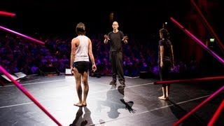 A Choreographer's Creative Process in Real Time | Wayne McGregor | TED Talks
