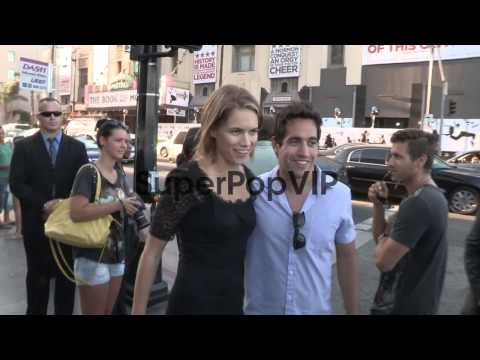 Cody Horn at The Book Of Mormon at the Pantages Theatre i...