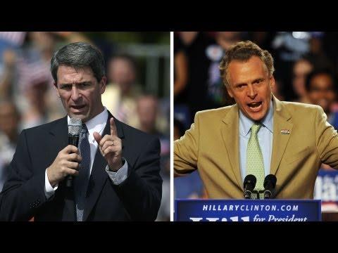 Watch the First 2013 Virginia Gubernatorial Debate