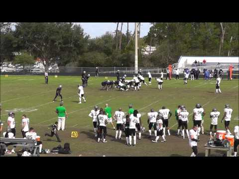 2013 Tangerine Bowl: Bay Area Pirates vs. Hudson County Bounty Hunters