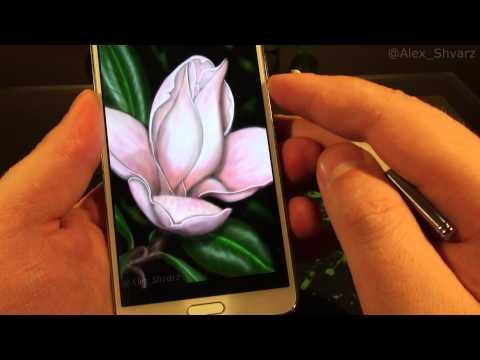 Galaxy Note 3. Мои мысли о нём. #2 Звук, батарея, производительность, стилус и камера.