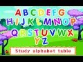 Alphabet Games For Kids - ABC Learning Alphabet & Song App