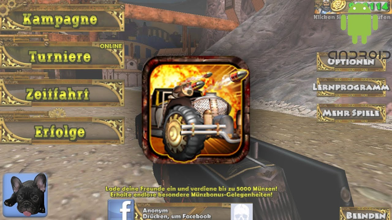 steampunk racing 3d money hack android