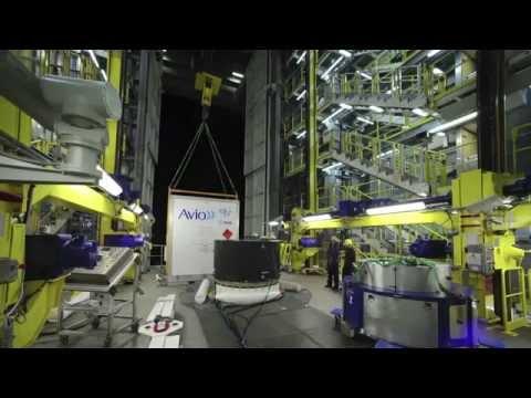 Vega launch campaign