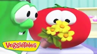 VeggieTales | Sneeze If You Need To | Veggie Tales Silly Songs With Larry | Videos For Kids
