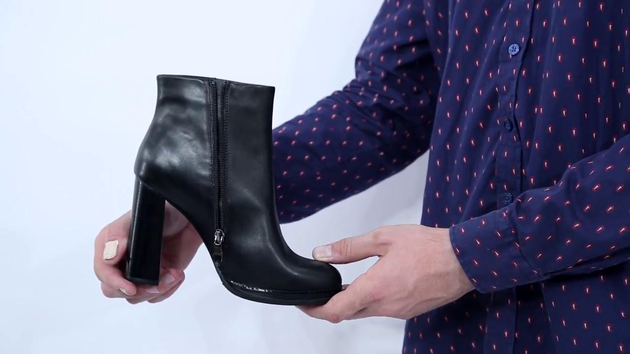 Женские туфли от Прего - YouTube