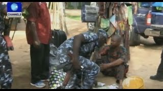 Suspected Ritualists,Fraudsters Nabbed By Police In Oyo 03/06/15