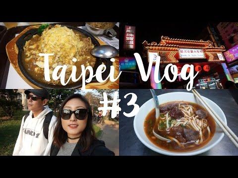 AHNFILTERED TAIPEI #3: Movie Nights, Best Garlic Bread & Rao He Night Market || Ashley Ahn