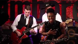 "YolanDa Brown ""ConFusion"" Live at Jamboree, Barcelona Spain"