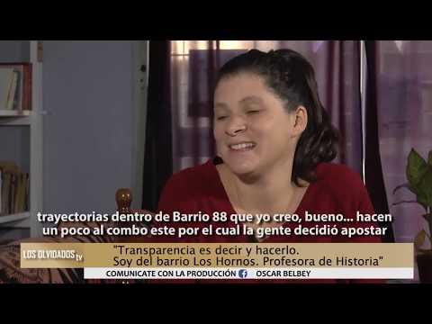 Eliana Ramos En Los Olvidados TV