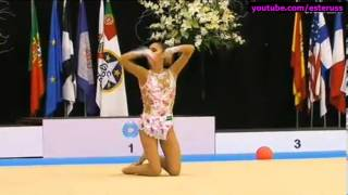 Margarita Mamun Ball Final - Word Cup Lisboa 2013