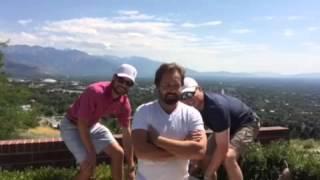 Alfie Boe - ALS Ice Bucket Challenge