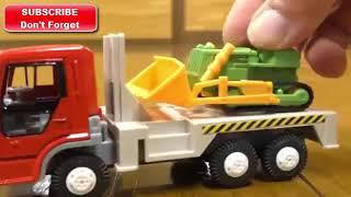 video traktor mainan anak remote control hidrolik bego keruk mini