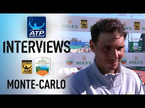 Nadal Reflects On Historic 11th Monte-Carlo Title Run