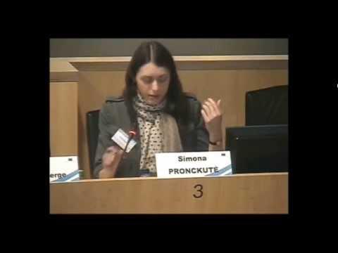 European Citizen Initiative Day 2013 -Part 2