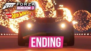 Forza Horizon 3 HOT WHEELS ENDING - FINALE GOLIATH EVENT Gameplay Walkthrough Part 7