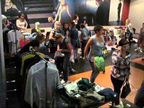 Taneční bleší trh  - 1.10. 2011