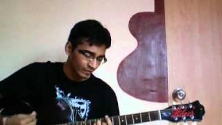 aadat-Jal acoustic cover