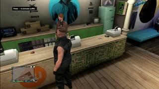 GTA 5 Online | Как да се направите невидими