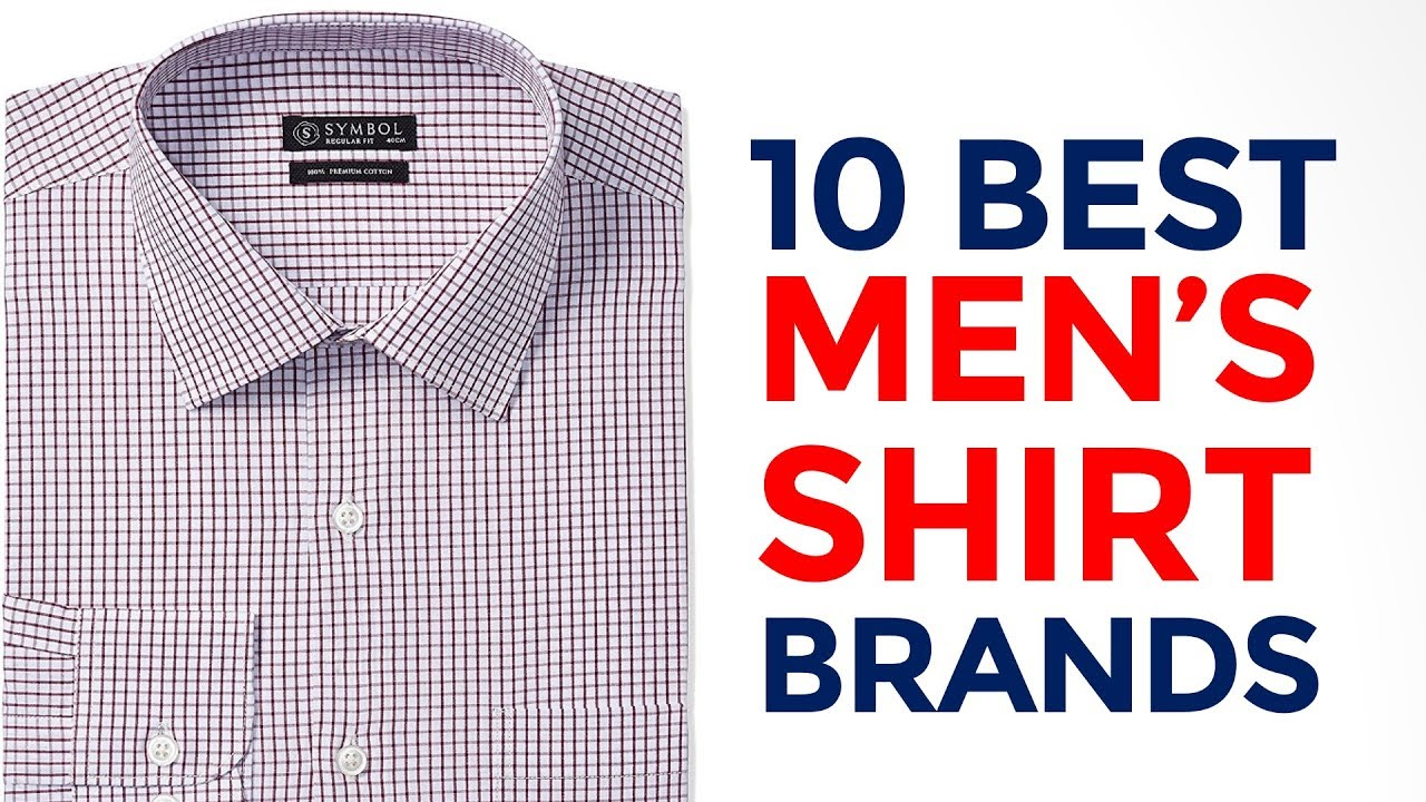 10 Best Shirt Brands For Mens In India With Price Range Top 10