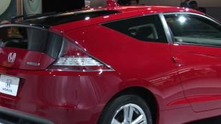 A True CRX Replacement? – 2011 Honda CR-Z