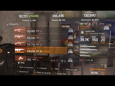 THE DIVISION - HOW TO GET FREE EXOTIC WEAPONS & GEAR! EASIEST WAY TO GET EXOTICS IN THE GAME