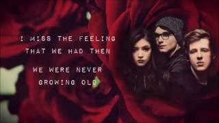 Against The Current - Roses (Lyrics)