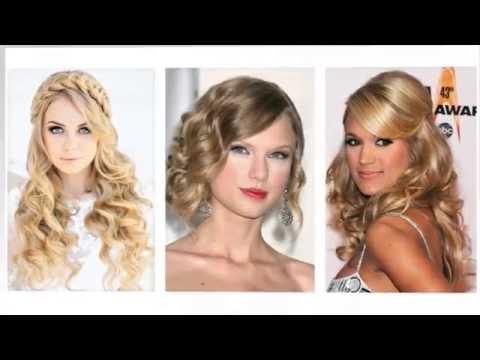 Coafuri De Nunta Cu Bucle Youtube