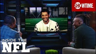 Russell Wilson Talks Staying Focused To Win | INSIDE THE NFL | SHOWTIME